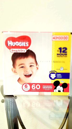 Huggies Size 6 for Sale in Orlando, FL