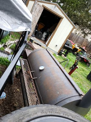 Big ass bbq grill for Sale in Austin, TX