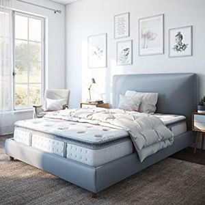 """SALE! New! Mercer Pillow Top Cool Gel Hybrid 12"""" Mattress, Queen Size for Sale in Mason, OH"""