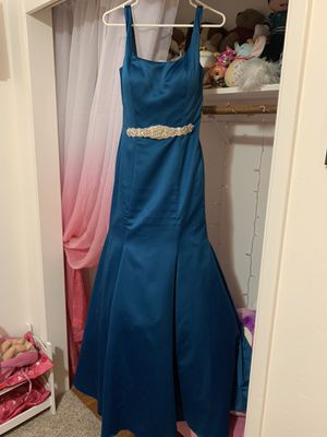 Mori Lee Formal Satin Evening Gown/Prom Dress for Sale in San Jose, CA