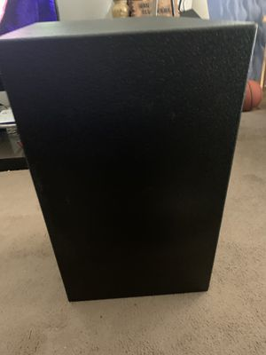 "12"" subs pro box for Sale in Houston, TX"