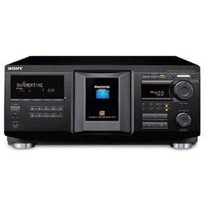 Sony 400 cd holder music player for Sale in Glendale, AZ
