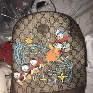 Disney X Gucci Donald Duck Small Backpack 🎒 for Sale in Miami, FL