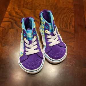 Toddler Vans like new Size 2 for Sale in New Bern, NC