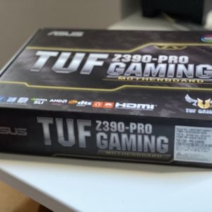 ASUS TUF Z390-Pro Gaming Motherboard LGA1151 for Sale in Charlotte, NC