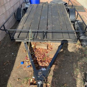 9ftx5ft Trailer for Sale in Fontana, CA