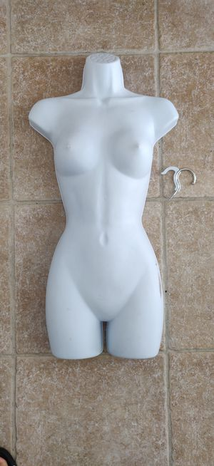 Half mannequin for Sale in Carlsbad, CA