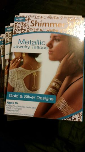 Shimmer Tattoos for Sale in Modesto, CA