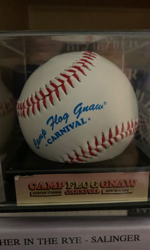 Camp Flog Gnaw Pre Sale Baseball 2018 for Sale in Modesto, CA