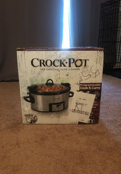 CROCK POT for Sale in Red Oak,  TX