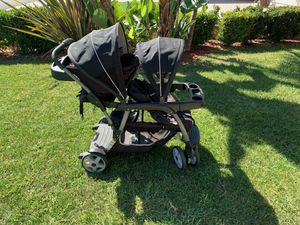 Double baby stroller for Sale in Chula Vista, CA