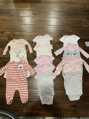 Baby Clothes 0-3months for Sale in Chula Vista, CA