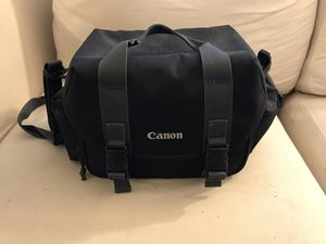 Canon Camera Bag for Sale in Cohasset, CA