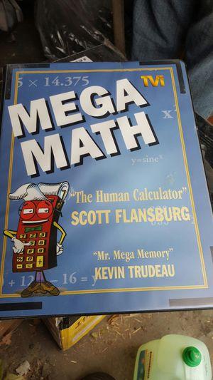 Mega Math for Sale in Anchorage, AK