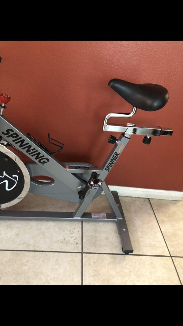 Spinning bike work perfect