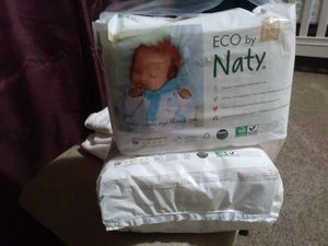 Newborn diapers 49 counts for Sale in Nashville, TN