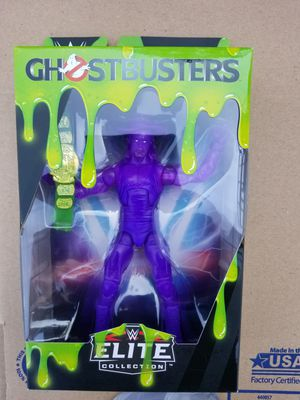 WWE Ghostbusters Undertaker -NEW!! -Hot!! for Sale in Fort Worth, TX