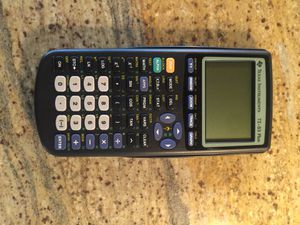 TI-83 Plus for Sale in Rockville, MD