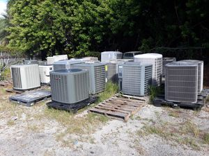 AC units condensers air handlers package unit for Sale in Tampa, FL