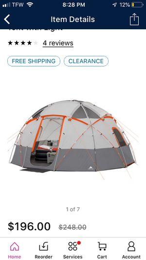 NIB 12 Person Tent for Sale in Smithfield, NC