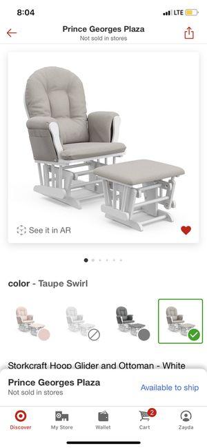 Nursery chair for Sale in Hyattsville, MD