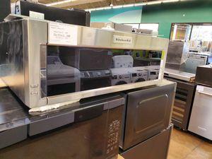 KitchenAid OTR Microwave for Sale in Fullerton, CA