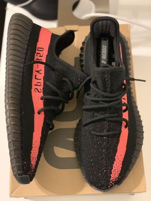 Yeezy 350 v2 core red for Sale in Springfield, VA