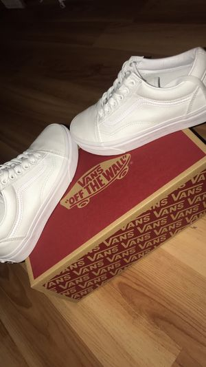 vans, nike air max for Sale in Springfield, MA