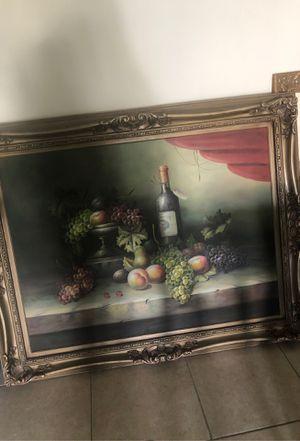 Cuadro original en perfectas condiciones for Sale in Miami, FL