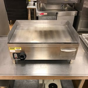 "Restaurant Equipment- 24"" Electric Griddle for Sale in Lexington, KY"