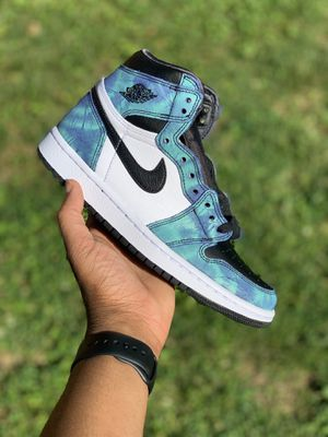 Women's Jordan 1 Tie Dye size 6.5 for Sale in Town and Country, MO