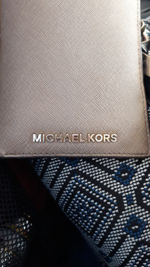 Authentic Michael Kors Passport Wallet for Sale in Denver, CO