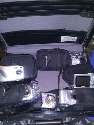 Lot of Digital Cameras for Sale in Louisville, KY