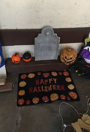 Halloween decorations for Sale in Santa Ana, CA