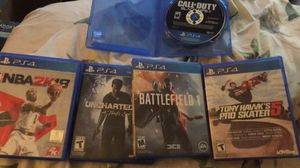 PS4 games for Sale in Baltimore, MD