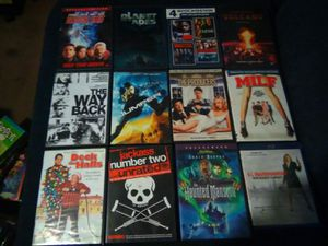 DVDs & 1 Blu-ray Movies for Sale in Tacoma, WA
