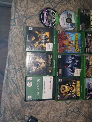 15 xbox one games for Sale in Gulfport, MS
