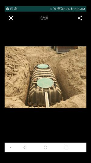 Septic tanks and septic systems for Sale in Riverside, CA