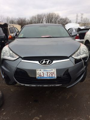 2012-17 HYUNDAI VELOSTER FOR PARTS for Sale in Orland Hills, IL