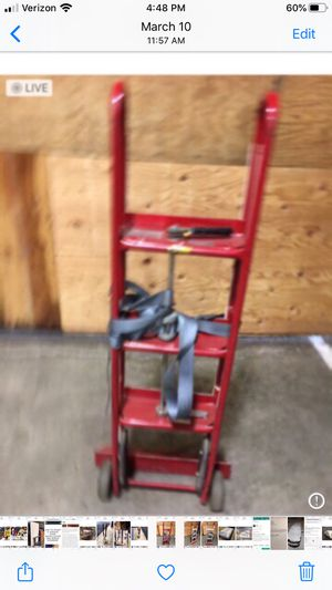 Very nice dolly with strap for Sale in Vancouver, WA