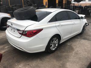 2012 Hyundai Sonata for parts for Sale in Hialeah, FL