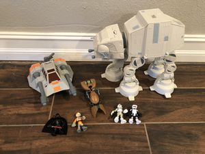 Star Wars imaginext toys for Sale in Pinellas Park, FL