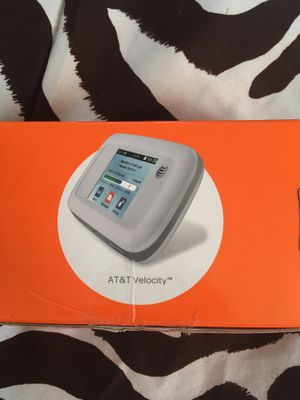 Wireless router at&t for Sale in Rosedale, MD
