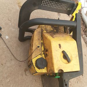 Macallan Chainsaw for Sale in Muncy, PA