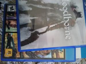 Bloodborne ps4 for Sale in Cobbtown, GA
