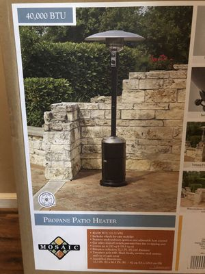 Brand New Propane Patio Heater for Sale in Clifton, VA