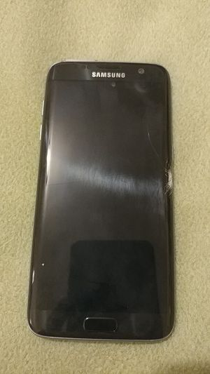 Samsung s7 edge . the screen is broken .is new phone. for Sale in San Francisco, CA