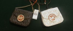 2 Michael Kors Bags (selling together: final price includes BOTH purses—2 for 1) for Sale in Shepherdstown, WV