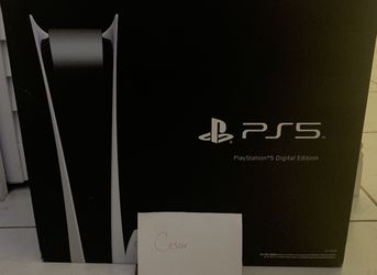 PLAYSTATION 5 DIGITAL EDITION $650 for Sale in Miami,  FL