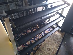 Rogue dumbbell rack 3 tiers for Sale in Oakland Park, FL